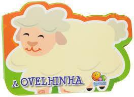 pe livro filhotes rechonchudos - ovelhinha
