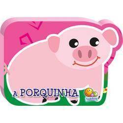 pe livro filhotes rechonchudos - porquinha