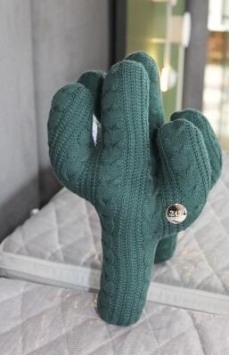 Almofada cactos M tricot trança FAU Hellen