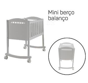 Mini berço Bada Kartoon