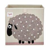 Organizador quadrado ovelha bup baby 2405