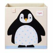 Organizador quadrado pinguim bup baby 2696