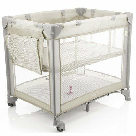 Berço desmontavel mini play Safety 1st pop beige