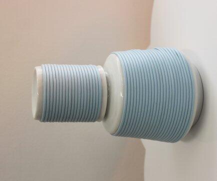 pe Moringa porcelana 672 Azul