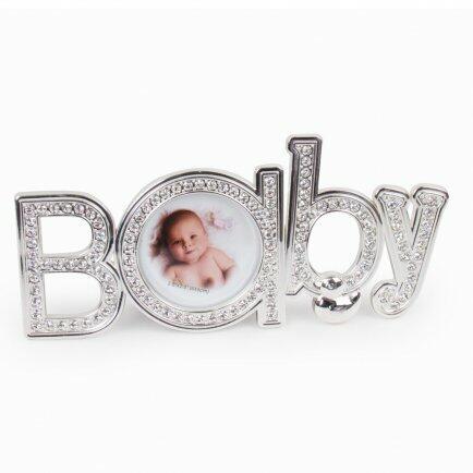 Porta retrato baby strass Modali 10914
