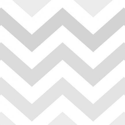 Papel parede RENASCER - Chevron cinza claro 6237