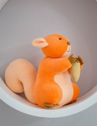 Esquilo em tecido M Linha Eco