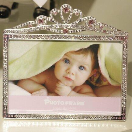 Porta retrato princesa strass Modali 89754
