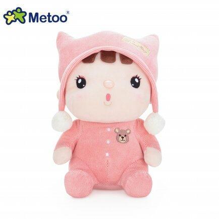 Boneca Metoo doll sweet candy rosa buga baby