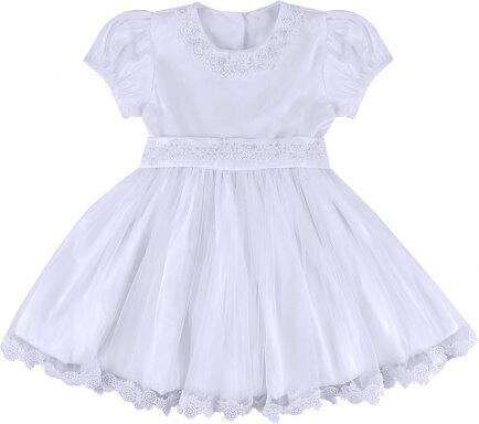 i18 Vestido entremeio cinto G Barbara Kids 2448