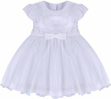 i18 Vestido peito bordado G Barbara Kids 2453