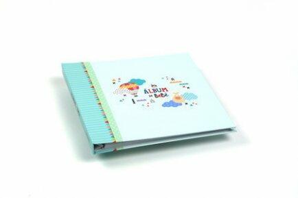 Album do bebê Bichinhos Coloré