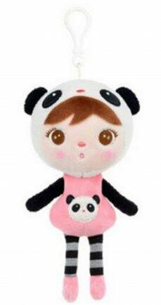 Mini Metoo doll panda chaveiro bup baby