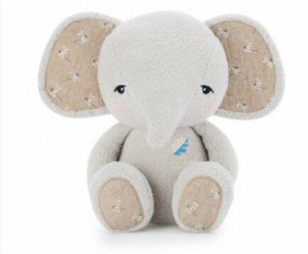 Pelúcia metoo elefante cinza bup baby 2275