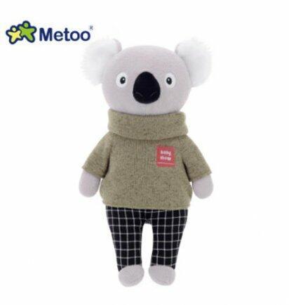 Pelúcia Metoo koala verde bup baby 2276