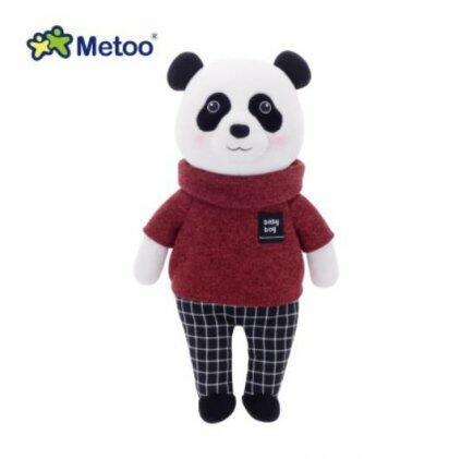 Pelúcia Metoo panda vermelho bup baby 2279