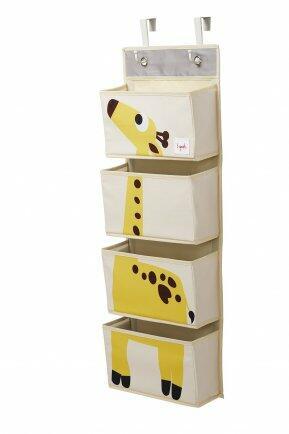Organizador de parede girafa bup baby 2446