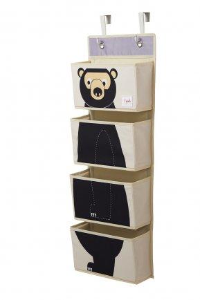 Organizador de parede urso bup baby 2445