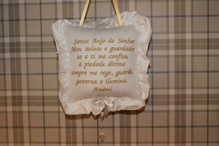 Sachê perfumado Santo Anjo AC Baby
