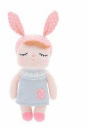 Boneca Mini Metoo Angela classica cinz  buga baby