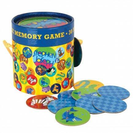 Jogo da memória floresta azul 30 pçs bup baby 2478