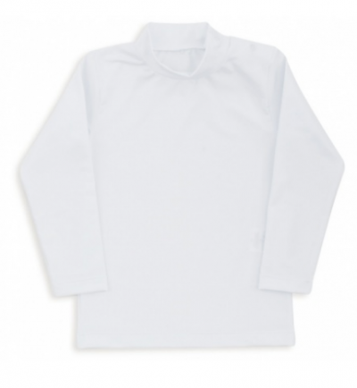 Camiseta ml thermo dry branco T2 1463 Dedeka